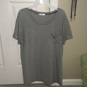 Striped T-shirt WORN A FEW TIMES